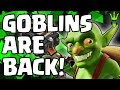 MASS GOBLINS ARE BACK! - TH9 Dark Elixir Farming - Clash of Clans - Goblin Knife Farming