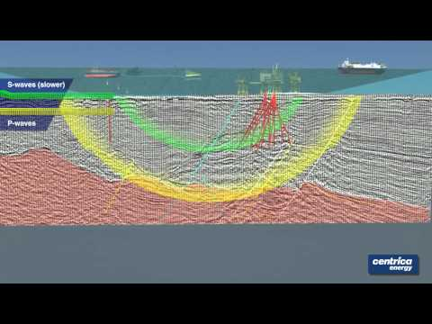 Centrica Morcambe seismic survey