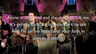 """Thistle & Weeds"" - Mumford & Sons (Official Lyrics)"