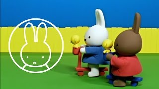 Miffy's Scooter • Miffy & Friends