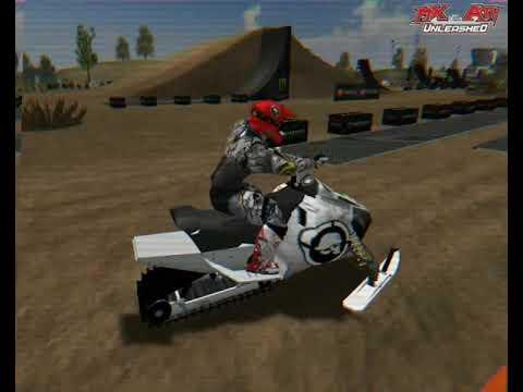 Mx Vs Atv Unleashed Pc- Snowmobile mod |