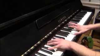 Deadmau5 - Strobe (Full Song) (AMS Piano Cover)