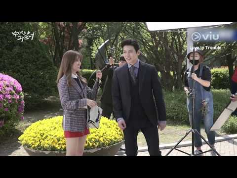 Suspicious Partner 수상한 파트너 BTS: JiBong Couple's Funny Chemistry! [ENG]