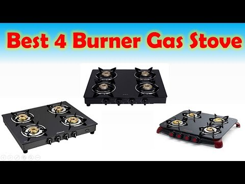 Best Gas Stove In India With Price 2019 | 4 Burner Gas Stove