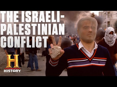 How The Israeli-Palestinian Conflict Began | History