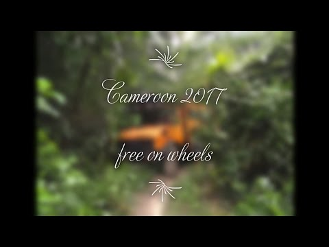 Africa Tour - Cameroon 2017 / UNIMOG