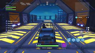 Fortnite: The best race of my life car racing