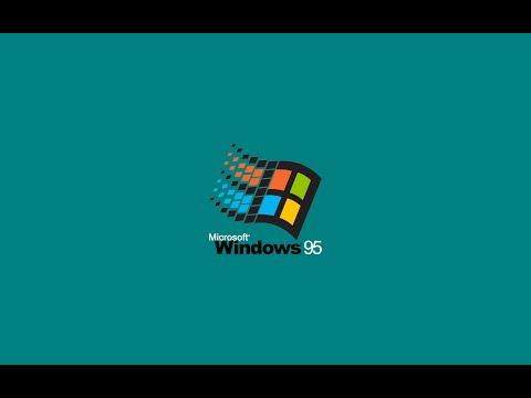 Windows 95 Startup Sound (Slowed 4000%)