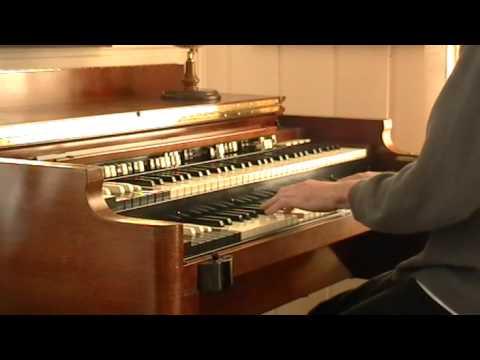 Santana - Hope You're Feeling Better Organ