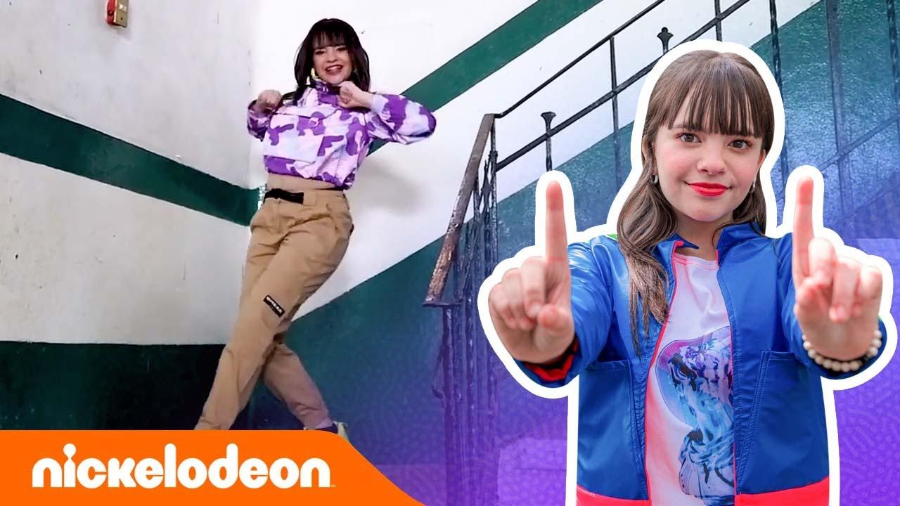 ¡Bailando Marinero de Lalo Brito! | Baila By Nick | Nickelodeon en Español