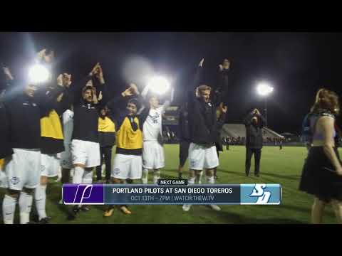 UP Men's Soccer Travels to San Diego for Lone WCC Match This Week