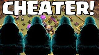 CHEATER WIEDER DA?!    CLASH OF CLANS    Let's Play CoC [Deutsch/German HD+]
