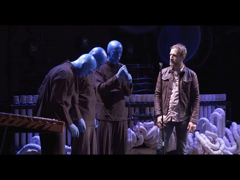 NEVER BEFORE SEEN | Blue Man Speaks | The Moth at Astor Place Theatre | New York City