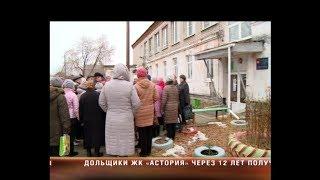 Больница в Верхнем Дуброво