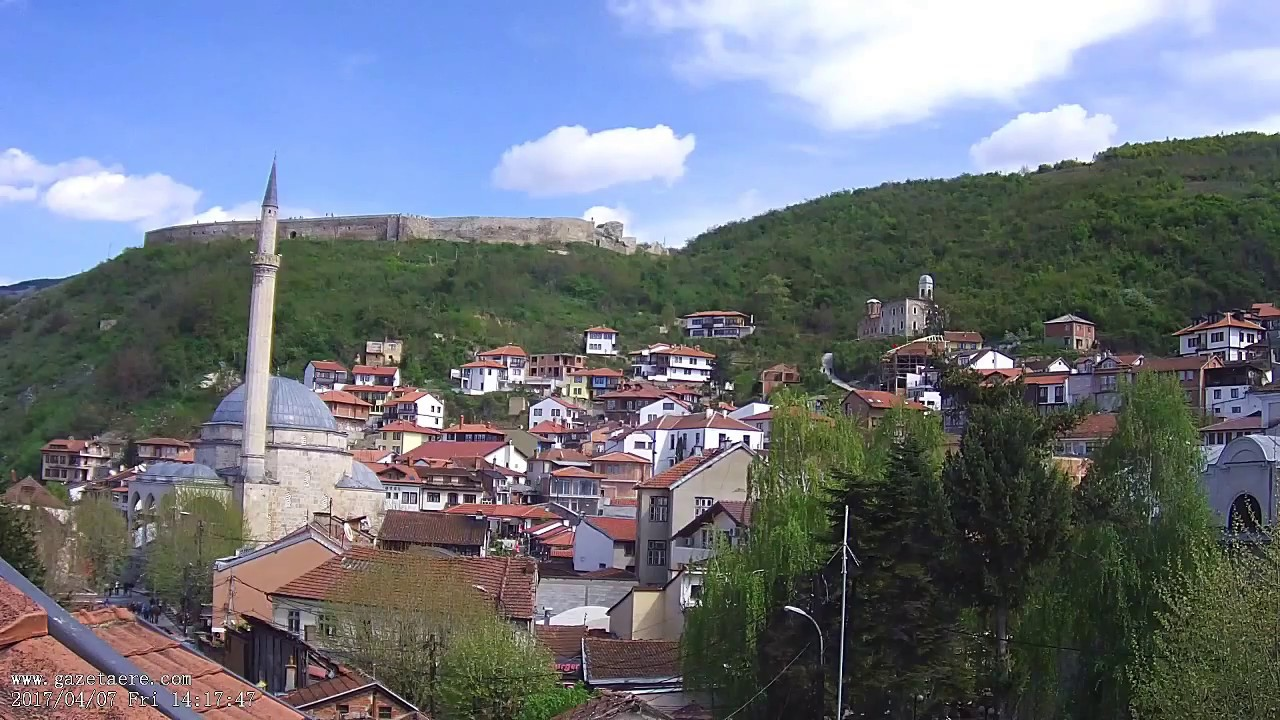 First Wiki Video Live Stream - Prizren (Kosovo) Live event