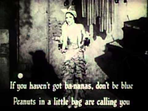 Screen Song: The Peanut Vendor