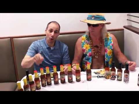 Hot Sauce Show/Taste This TV/Joe Ciminera