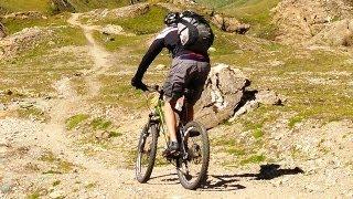 TransAlp Mountain Biking: Pfunders to Pfischer | Italy