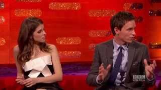 Eddie Redmayne Auditioned for Bilbo Baggins - The Graham Norton Show on BBC America
