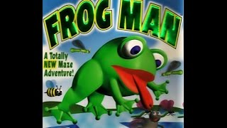 3-D Frog Man (1998) #1