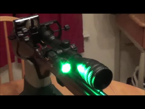 Night Hunting Lights, Cree Ultrafire 502B And XLM-T6