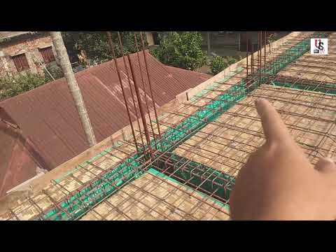 Types of Beam Explained Practically at Construction Site   RCC Building Construction