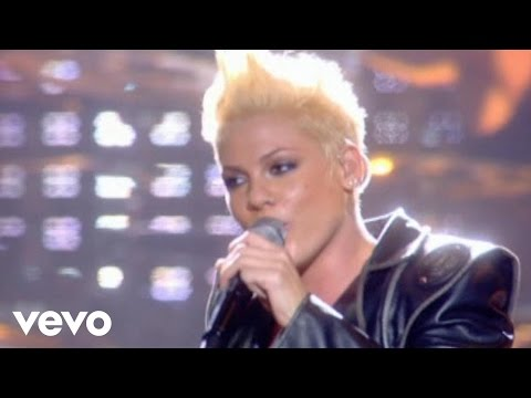 P!nk - U + Ur Hand (Live From Wembley Arena, London, England (Mobile Video))