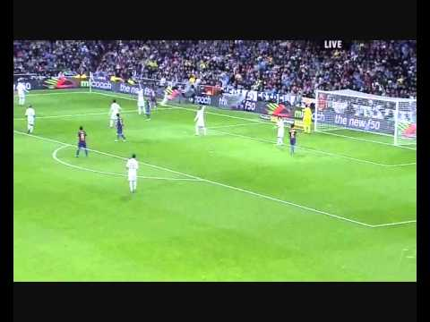 Real Madrid vs Barcelona 3-0 10/12/11 All Goals And Highlights