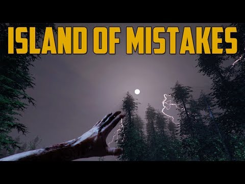 ISLAND OF MISTAKES (The Forest)
