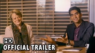 THE SECOND BEST EXOTIC MARIGOLD HOTEL (2014) Official Trailer [HD]