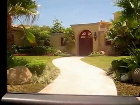 Hermoso jard n de casa residencial youtube for Residencial casas jardin