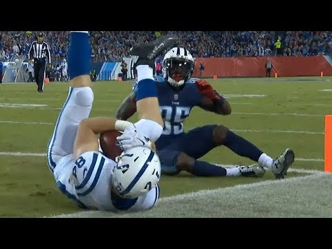 Indianapolis Colts vs Tennessee Titans 1st Half Highlights / NFL Week 6