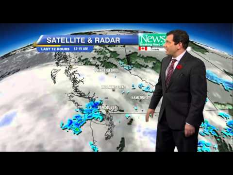 BT Vancouver - Latest Weather Forecast