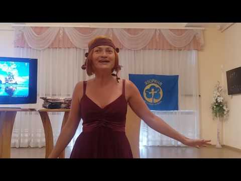 "Людмила  Борисенко, вірш ""Моя Україна"""