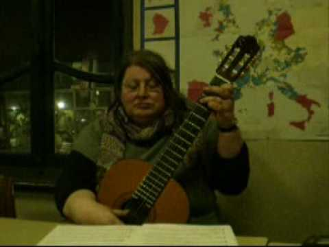 15. Aeolian Mode by Reginald Smith Brindle played by CoverMarguerite.