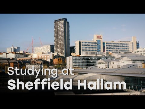 Sheffield Hallam University: A Look At Our Campuses