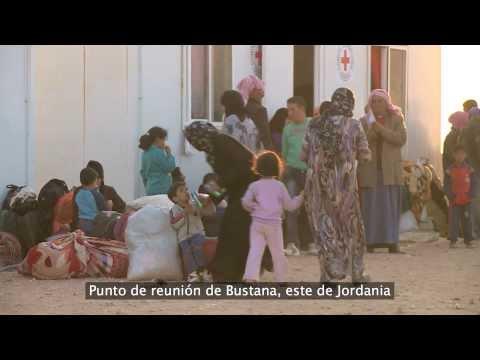 Refugiados sirios en Jordania: un viaje repleto de miedo