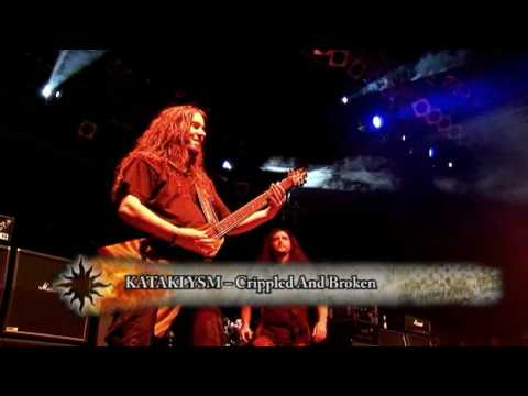 Kataklysm *high quality* - Crippled and Broken (Live at Summer Breeze 2008 DVD)