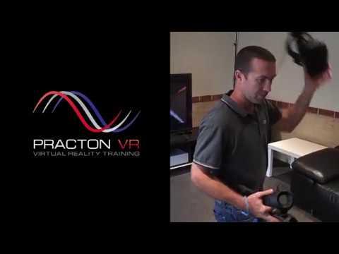 Practon/Sentient VR  High Voltage Switching Training