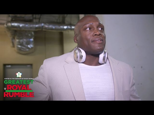 Bobby Lashley says Braun Strowman doesn't want to tangle with him: WWE Exclusive, April 27, 2018