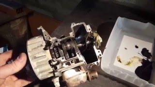 Rénovation moteur 4 temps réparation moteur Honda motobineuse motoculteur