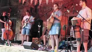 Petes Moonride Banjo Reggae Live Video