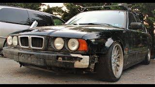 DIY Drift Angle Kit! BMW E34