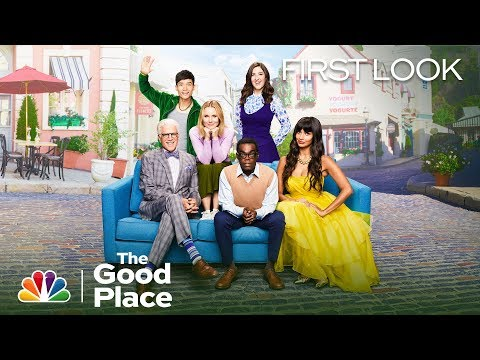 Season 4: First Look - The Good Place