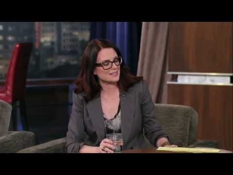 Megan Mullally on Jimmy Kimmel Live