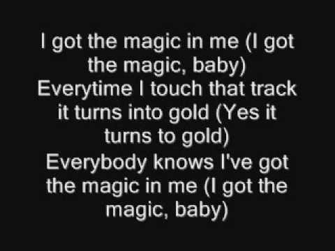 Magic by BoB ft. River Cuomo of Weezer (Lyrics)
