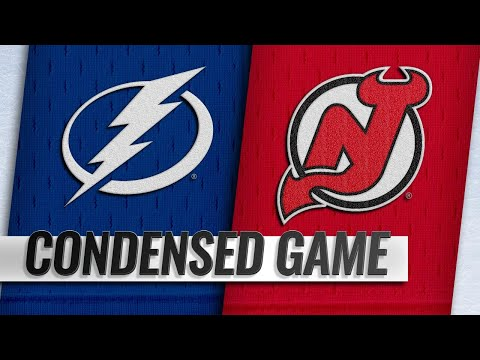 12/03/18 Condensed Game: Lightning @ Devils