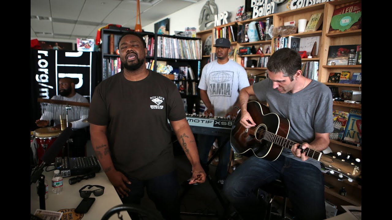 The Foreign Exchange Npr Music Tiny Desk Concert