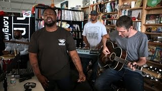 The Foreign Exchange: NPR Music Tiny Desk Concert