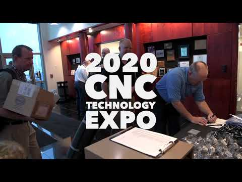 2020 CNC Technology Expo recap video